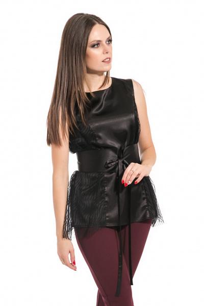 Блуза с поясом, Б-244